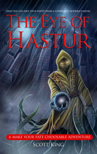 The Eye of Hastur Ebook Cover